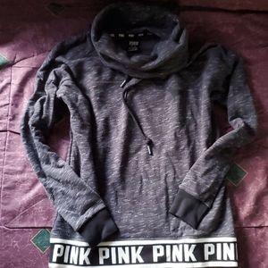VS PINK Long neck sweater